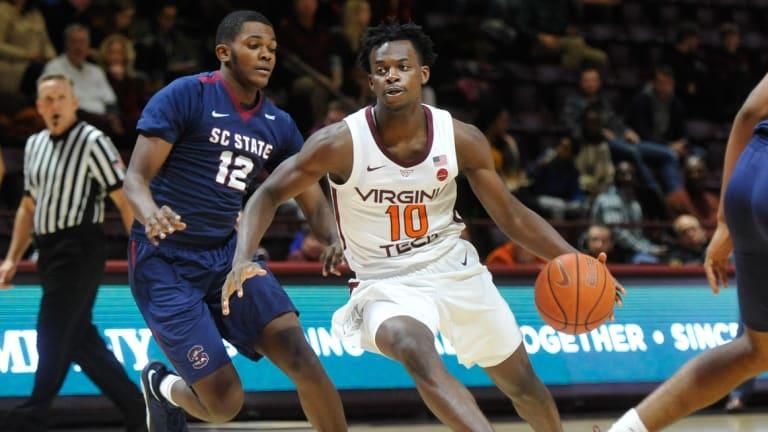 Virginia Tech Guard Jonathan Kabongo Medically Disqualified