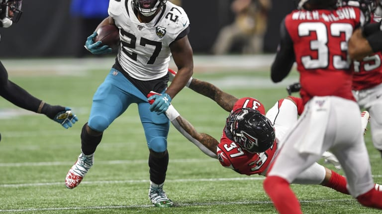 What the Numbers Say About the Jaguars' Red Zone Struggles in 2019