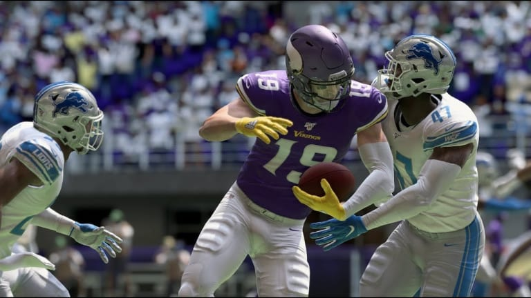 Vikings Finish 6-10, Miss Playoffs in The Checkdown's 2020 Madden Simulation