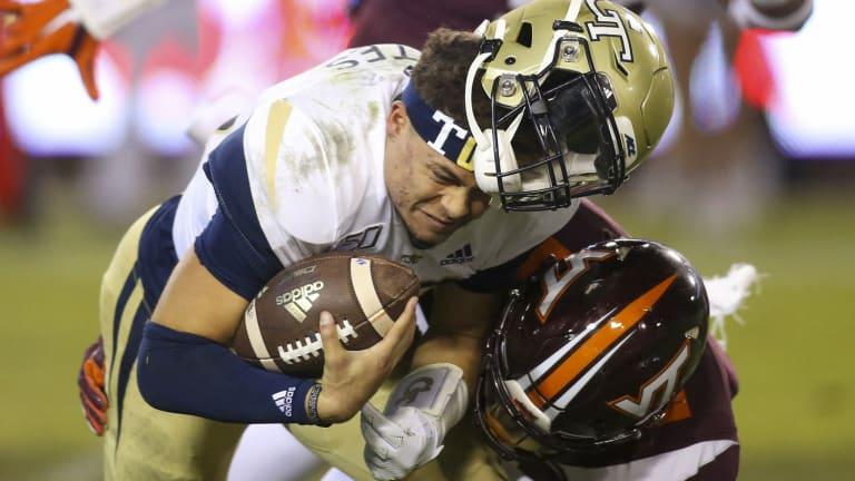 Virginia Tech Defensive Back Jeremy Webb Enters Transfer Portal