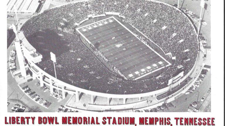 "Coach Paul W. ""Bear"" Bryant's Final Game: The 1982 Liberty Bowl"