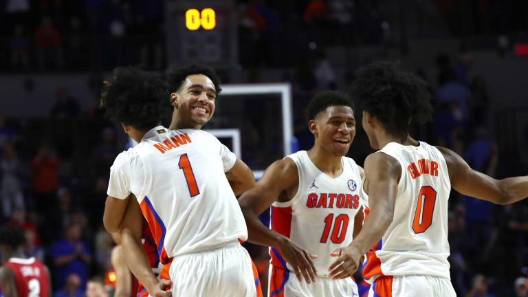 How Much Would the Florida Gators Miss Andrew Nembhard and Tre Mann?