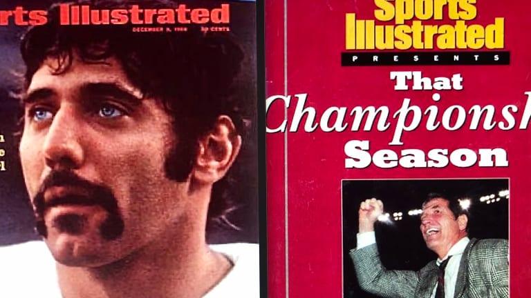 Alabama SI Cover Tournament: Namath Eyes The Super Bowl vs. That Championship Season