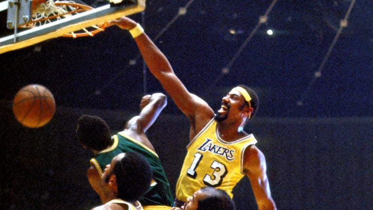 One Tall Tale: When the Cavaliers made a serious run at Wilt