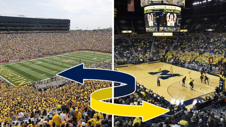 Make A Choice: Sideline Or Court Side