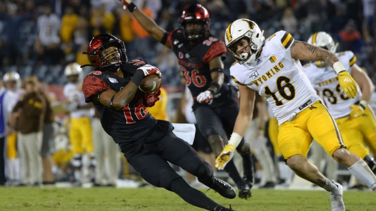Following Dominant 2019, Jaguars' Rookie Luq Barcoo Aims to Make NFL Impact