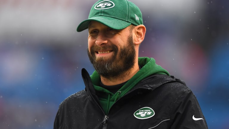 New York Jets head coach Adam Gase has the longest odds to be NFL Coach of the Year