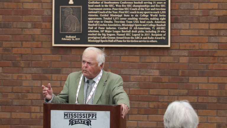 Coming home: The last 12 years and the reunion of Mississippi State and Ron Polk