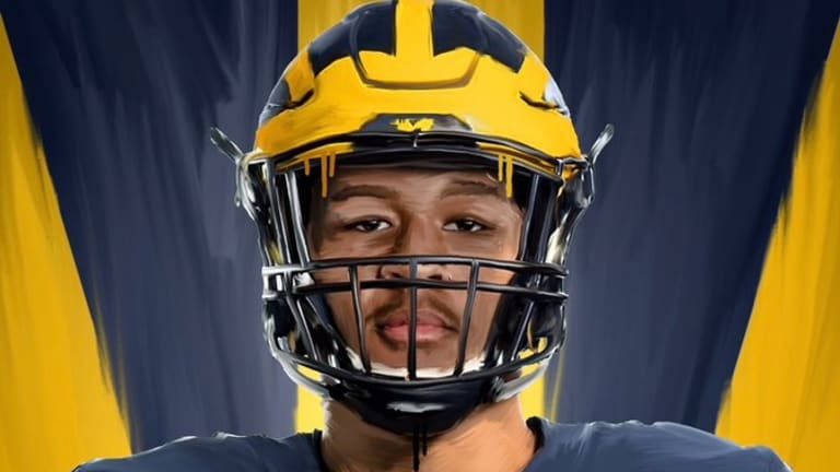 T.J. Guy Says Michigan's 2021 Recruiting Class Is Buzzing With Excitement