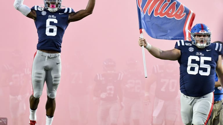 Ole Miss Football Announces Home-and-Home With South Alabama