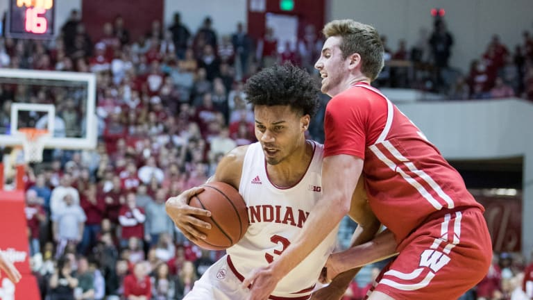 Virginia Tech Basketball in Contact with Indiana Graduate Transfer Justin Smith