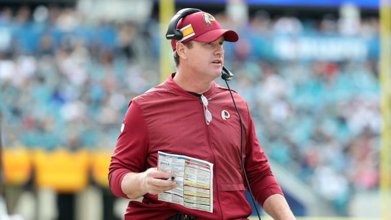 Jay Gruden 'Excited to Take Advantage of the Opportunity' As Jaguars Coordinator
