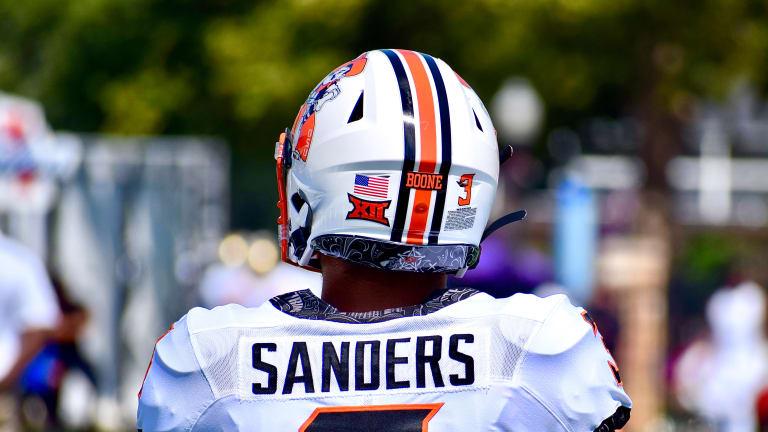 The Draft Network Names Spencer Sanders As Top Sleeper Pick