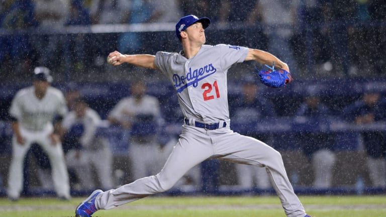 Dodgers History: 'Best Pitcher in Baseball'