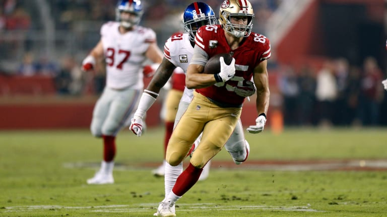 Giants Week 3 Opponent Preview   San Francisco 49ers