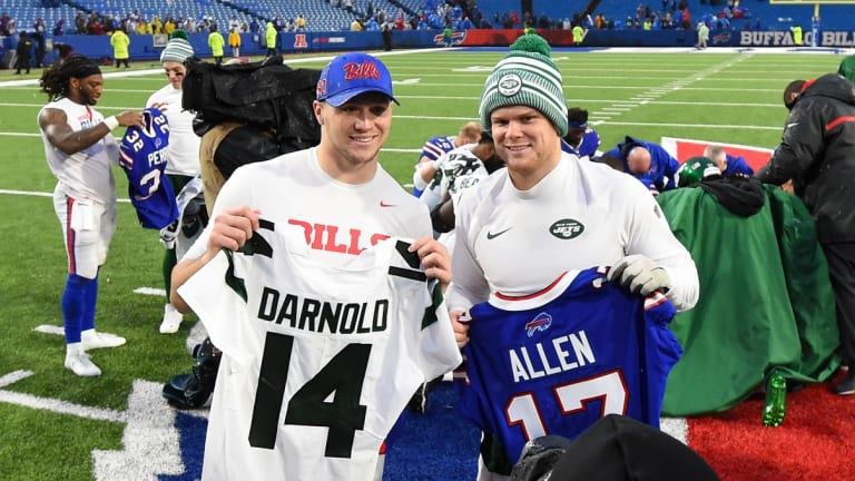 The most valuable player in the AFC East? Turns out he's on the New York Jets
