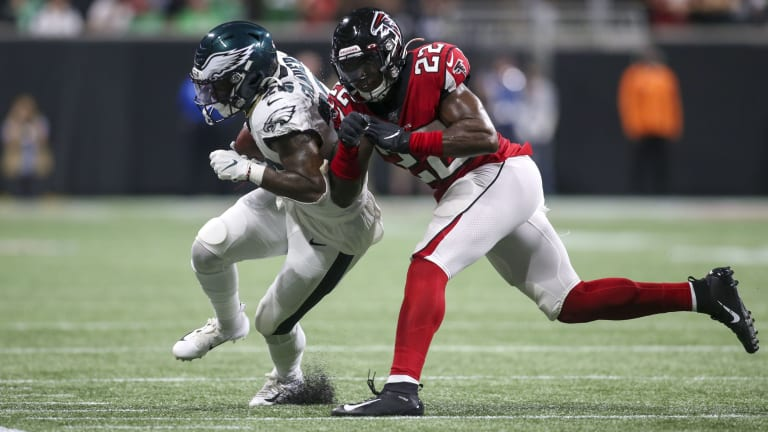 Atlanta Falcons have a few hot position battles that need settling