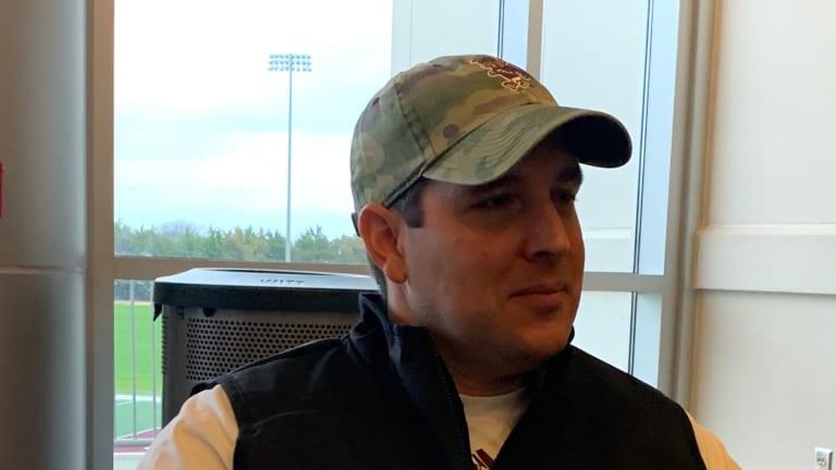Tell me a Mike Leach story: MSU running backs coach Eric Mele