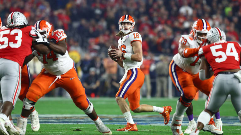 First Take - Top quarterback prospects for the 2021 NFL draft