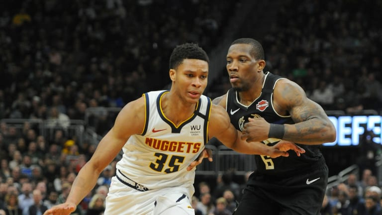 As NBA Eyes July Return Date Players Like PJ Dozier Are Ready To Go