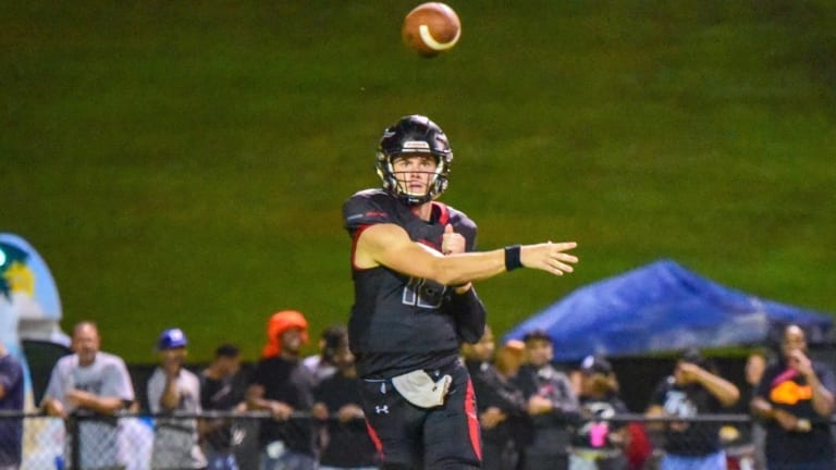 Ole Miss QB Target Talks Lane Kiffin, What He's Looking For in a School