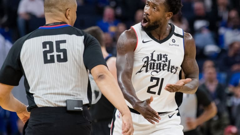 """Patrick Beverley: """"I challenge the NBA...we should be knowing what's going on"""""""