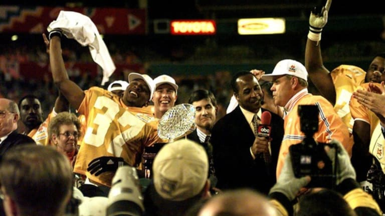 98 Days Until Tennessee Football: A Look at the History of the Number