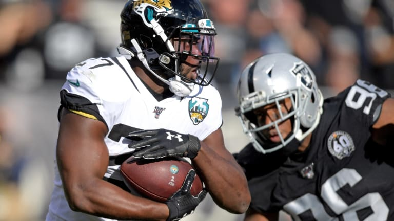 What Does the Data Say About Jaguars RB Leonard Fournette's 2019 Production?