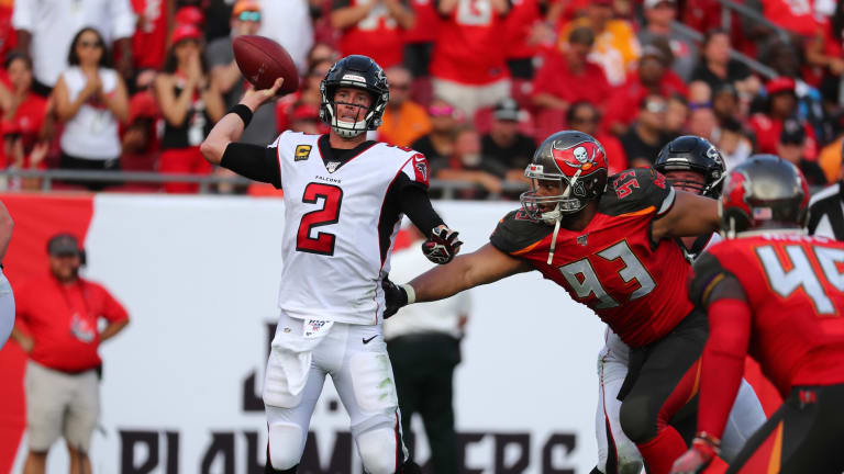 Matt Ryan rated as a Tier 2 Quarterback in the NFL by CBS Sports