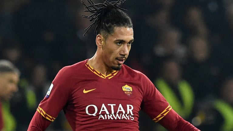 United agree to let Smalling stay at Roma
