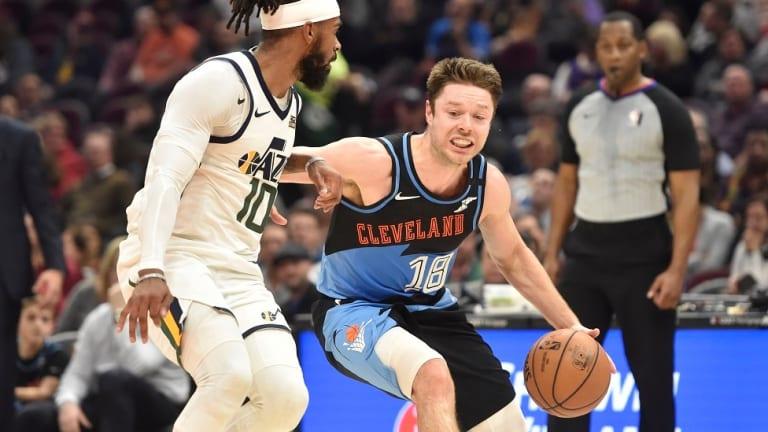 Dellavedova: Tough not knowing if Cavaliers will finish season