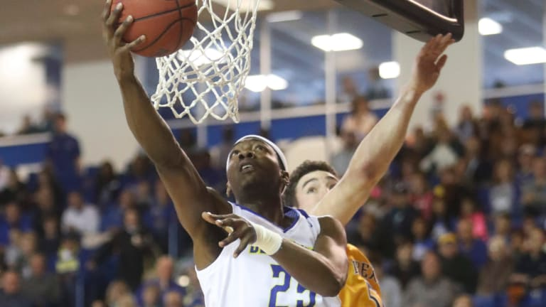State Shows Interest in Grad Transfer Justyn Mutts