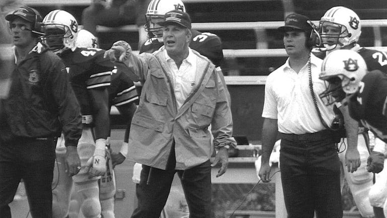Hall of Fame Coach Pat Dye Passes Away at 80