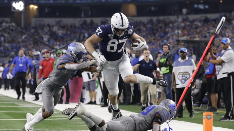 First Take - Top Tight End Prospects for the 2021 NFL draft