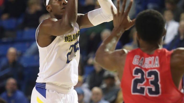 Virginia Tech Basketball: Hokies Showing Interest in Delaware Transfer Justyn Mutts