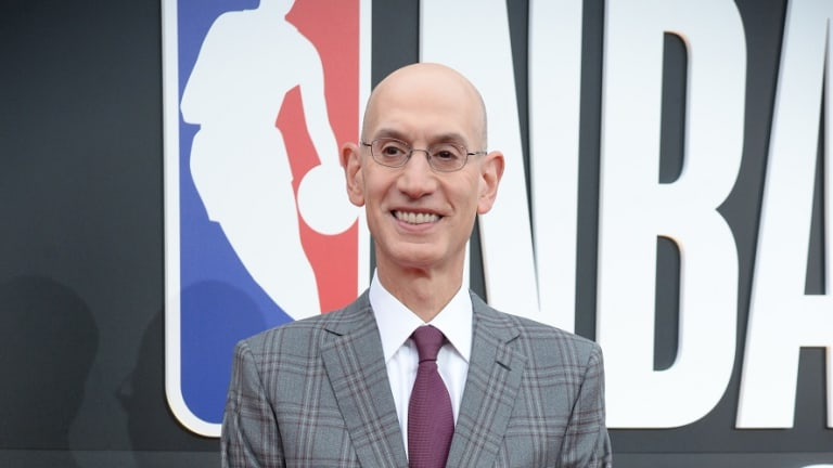 Silver expresses confidence NBA season still on target to resume