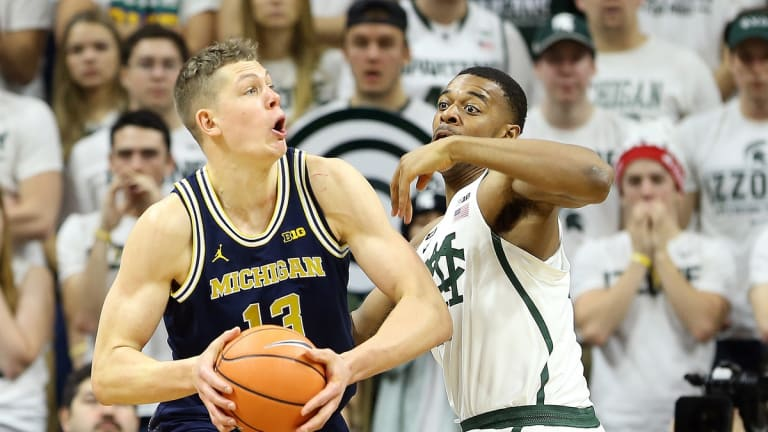 """On BTN's """"Michigan Day"""" I Could Watch These Games On Repeat"""