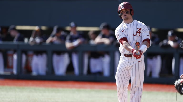 No. 22 Alabama Baseball Defeats Jacksonville State, 5-2