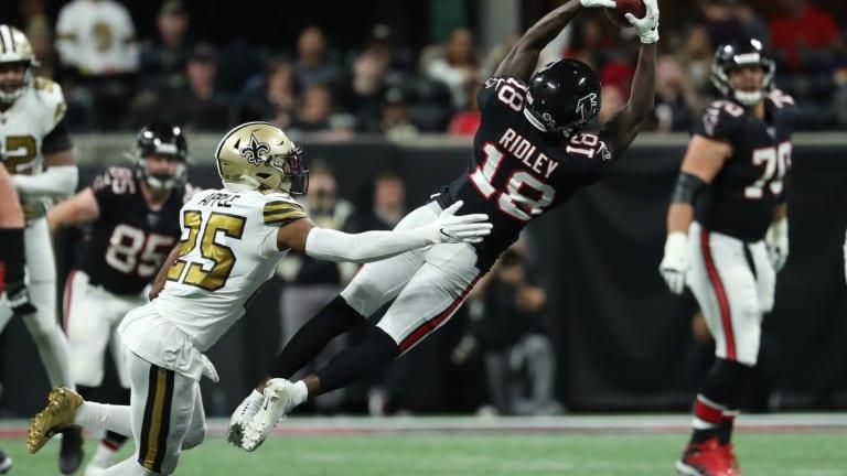 Atlanta Falcons offensive coordinator Dirk Koetter expecting breakout season from Calvin Ridley