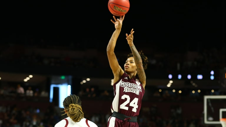 With MSU in her past, Jordan Danberry focused on making the world a better place