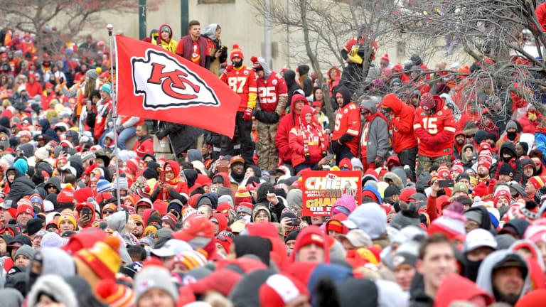 Rick Gosselin's NFL rankings: Hail to the Chiefs