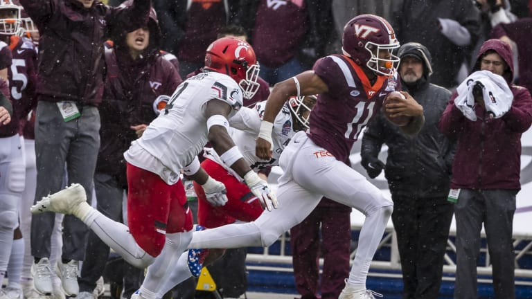 2020-21 Football Roster Breakdown: The State of Virginia Tech's Wide Receivers