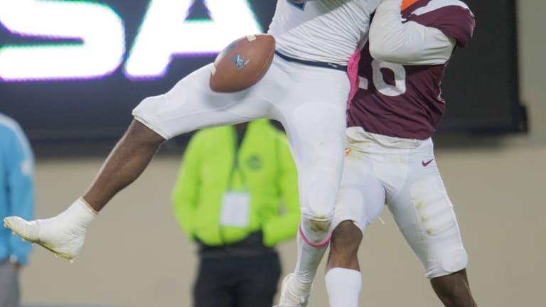 Pro Football Focus Leads Pack in Appreciation of Hokies Cornerback Jermaine Waller