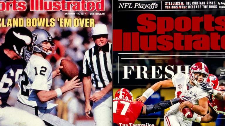 Alabama SI Cover Tournament: Kenny Stabler vs. Tua Tagovailoa