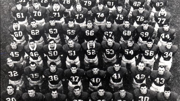 Daily Dose of Crimson Tide: Alabama's Undefeated 1966 Team