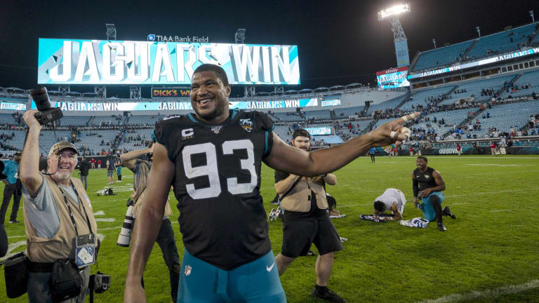 Countdown to Jaguars Football: No. 93 and Who Has Donned it Best