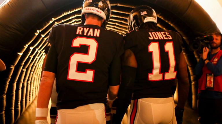 Three potential strengths of the 2020 Atlanta Falcons