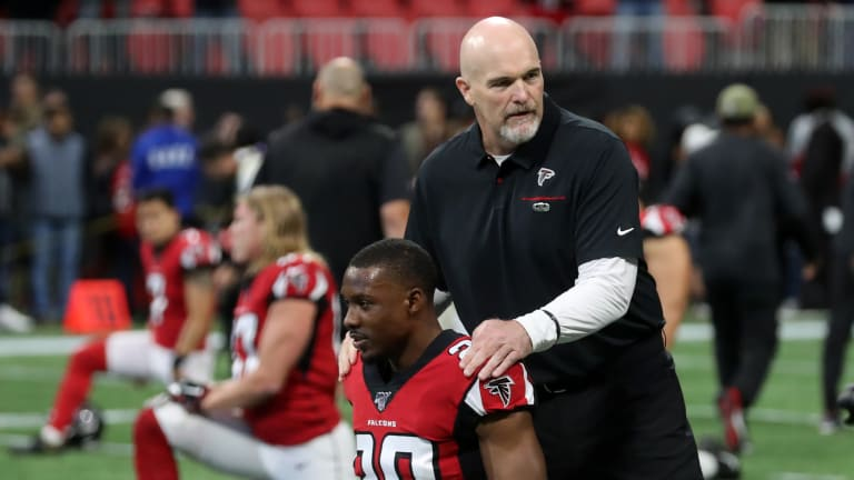 Three Potential Weaknesses for the 2020 Atlanta Falcons