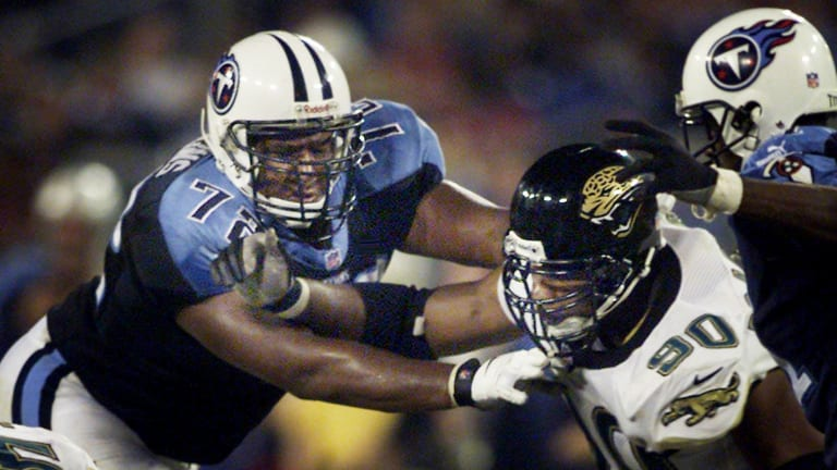 Countdown to Jaguars Football: No. 90 and Who Has Donned it Best