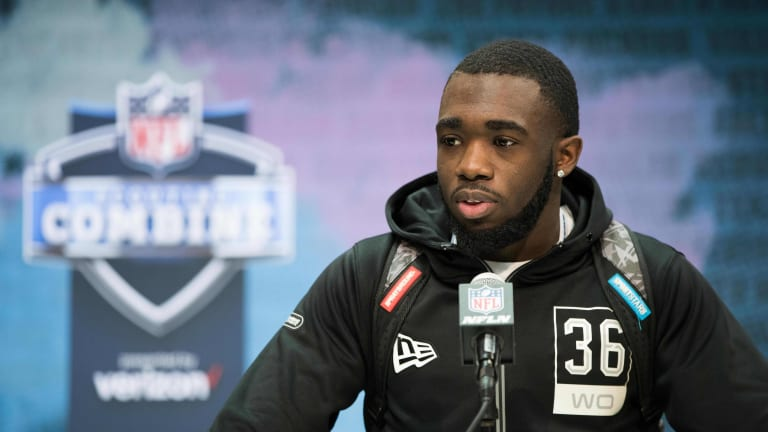 Denzel Mims has the tools to be an impact player for the New York Jets